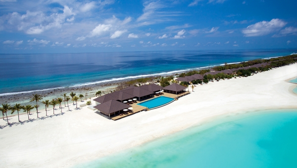 STAY 5 NIGHTS WATER VILLA WITH POOL
