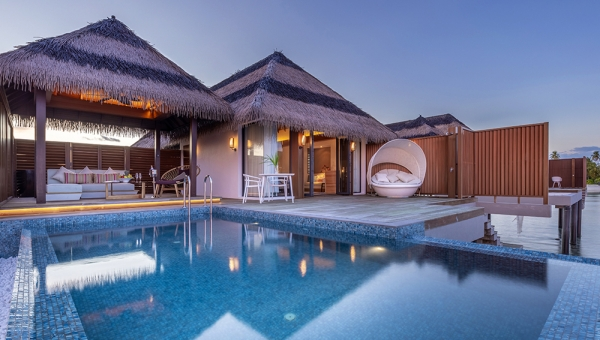 STAY 7 NIGHTS OCEAN POOL VILLA