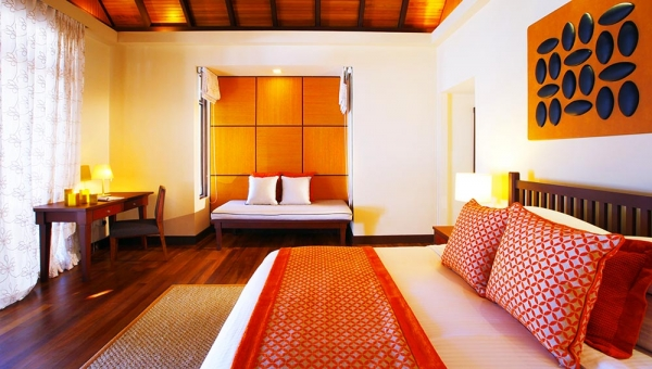 STAY 5 NIGHTS DELUXE BUNGALOW (BB)