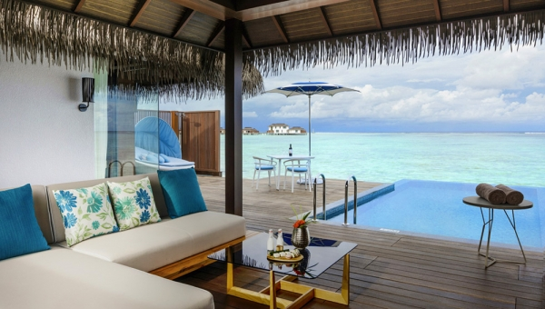 5 NIGHTS STAY OCEAN VILLA WITH POOL
